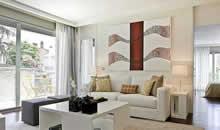 马德里高档住宅区精品公寓